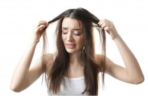 头发养护,